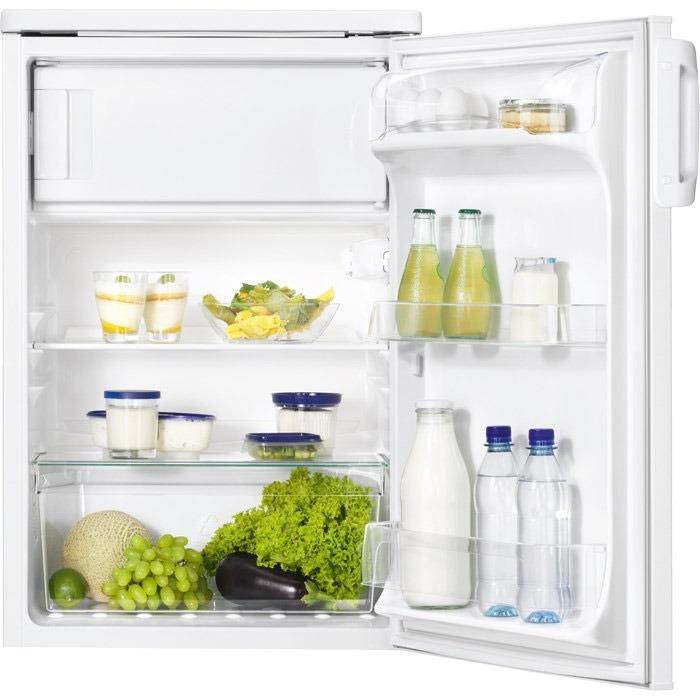 Korting Zanussi ZRG15805WA koelkast met vriesvak