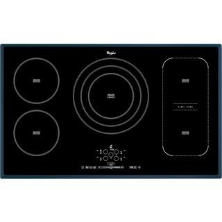 Whirlpool ACM 795/BA Inductie inbouwkookplaat Zwart
