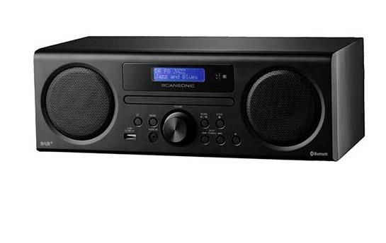 Tangent stereo set SCANSONICDA310B