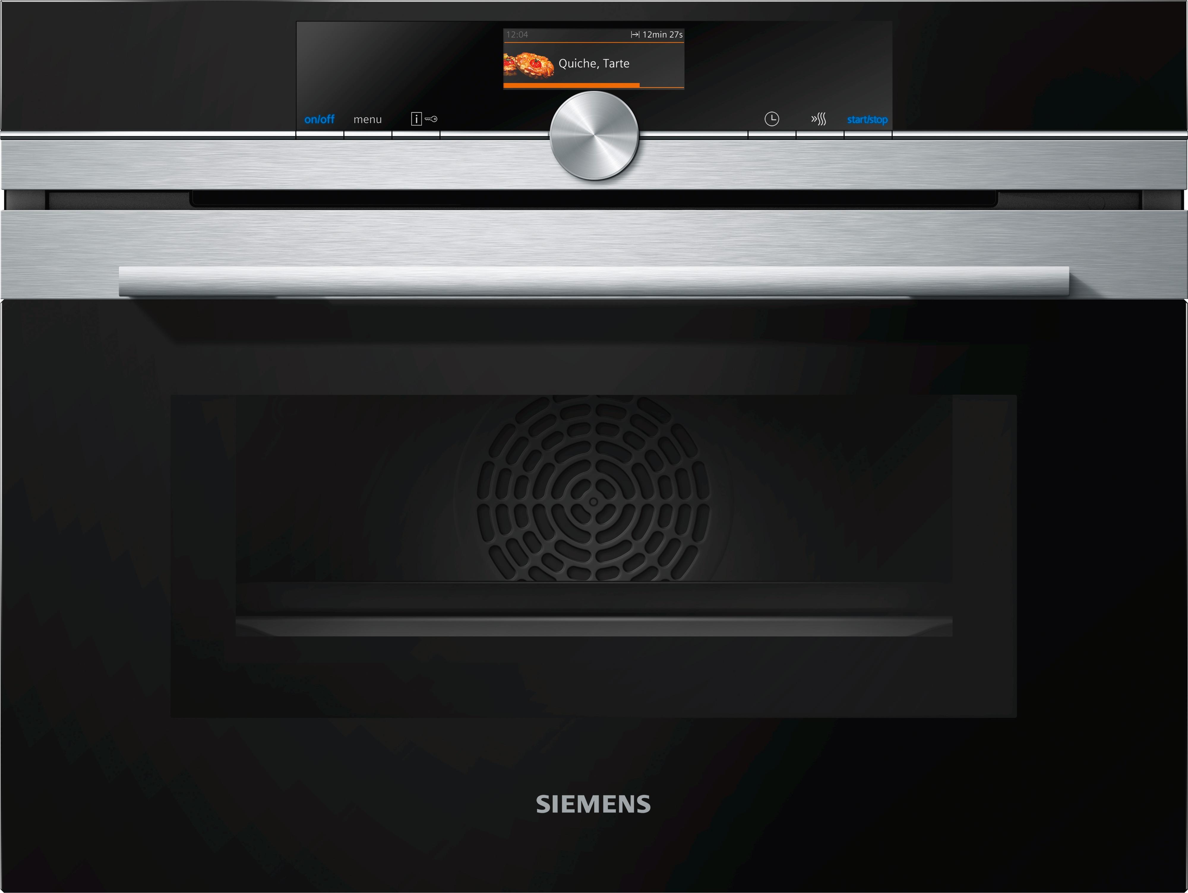 Siemens CM636GBS1 inbouw combimagnetron