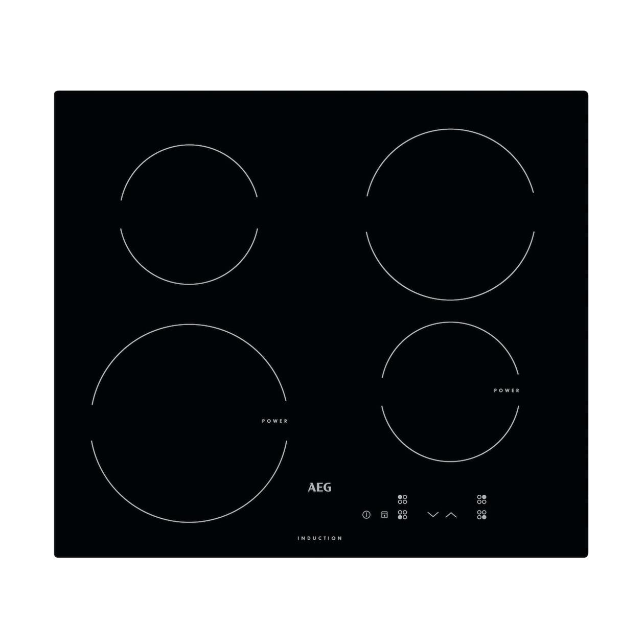 AEG HK604200IB Inductie inbouwkookplaat Zwart