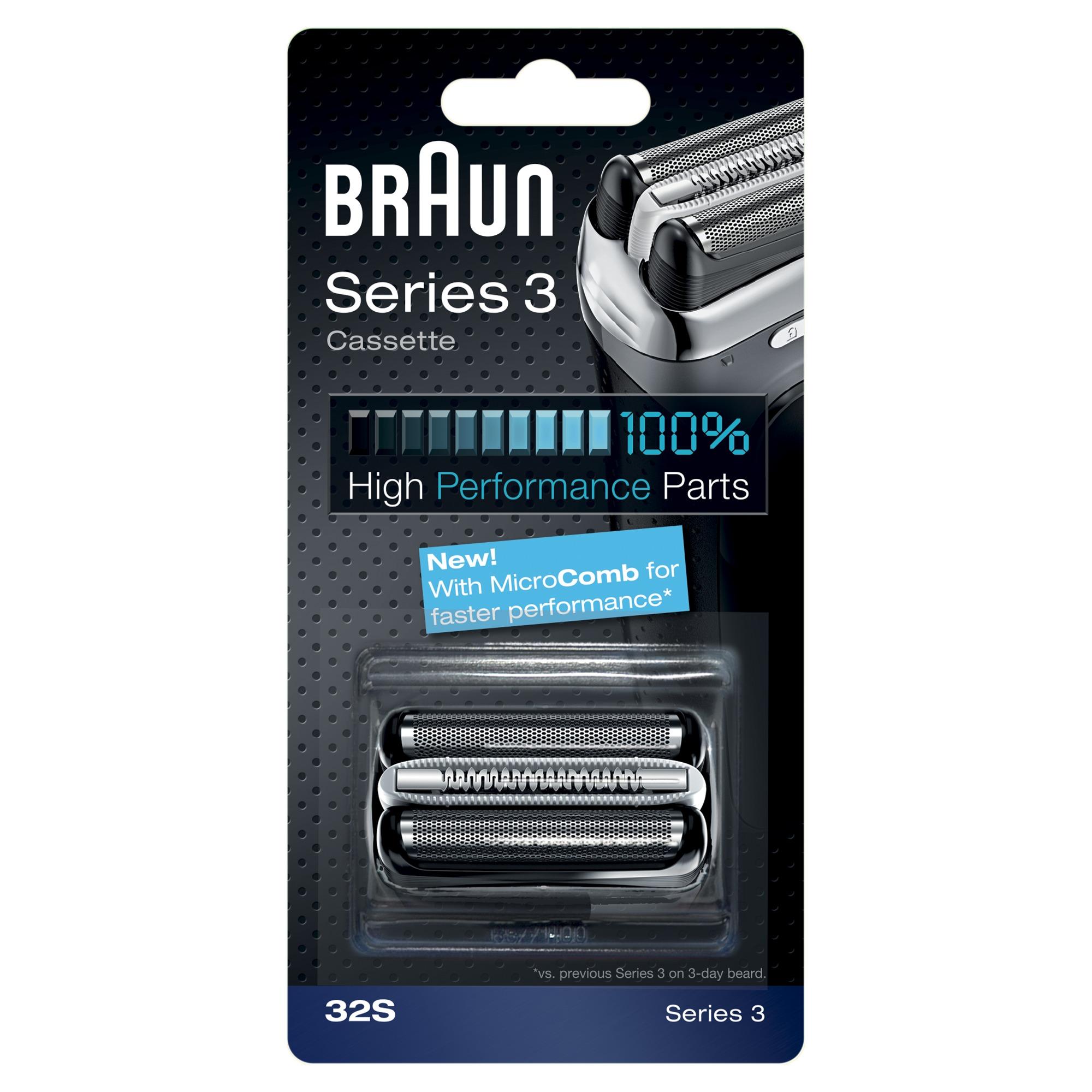 Braun KEYPART32S Scheerhoofden