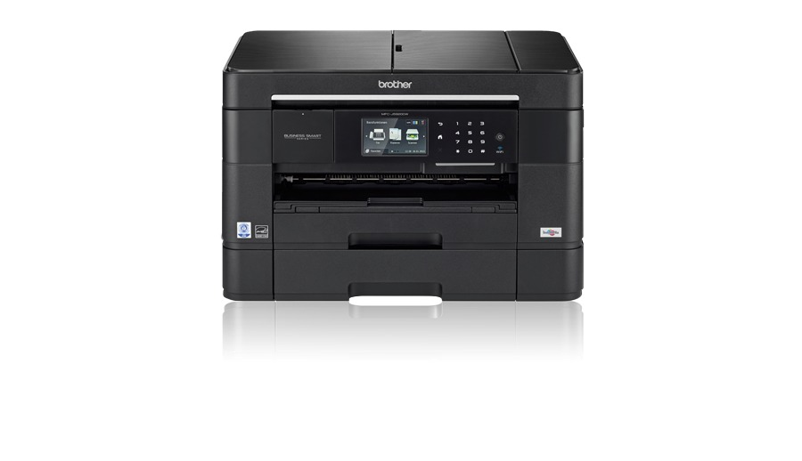 Brother all in one inkjet printer MFC J5920DW