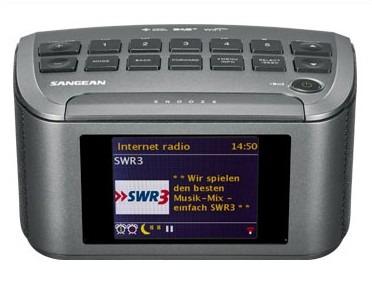Korting Sangean RCR 11 WF dab radio