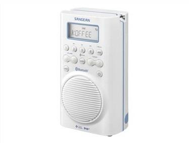 Foto van Sangean H-205 BT DAB radio