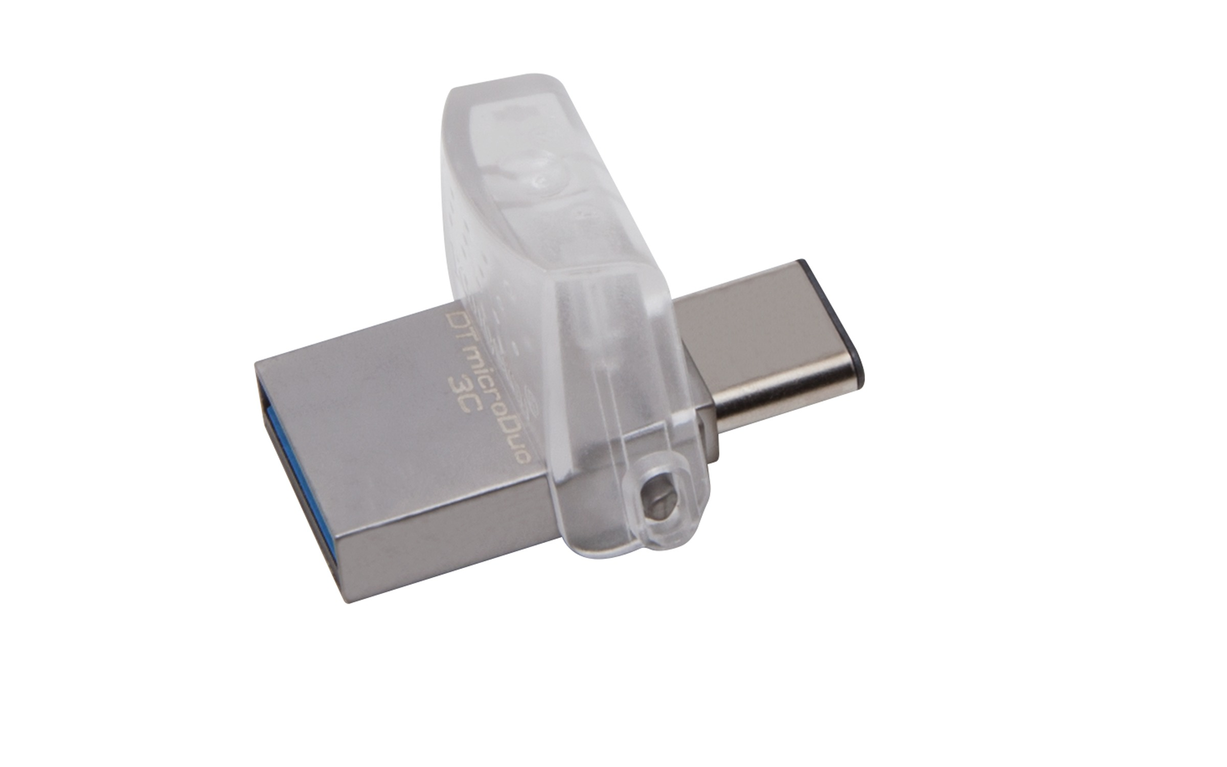 Korting Kingston DataTraveler USB 3.0 MicroDuo 64GB usb sticks