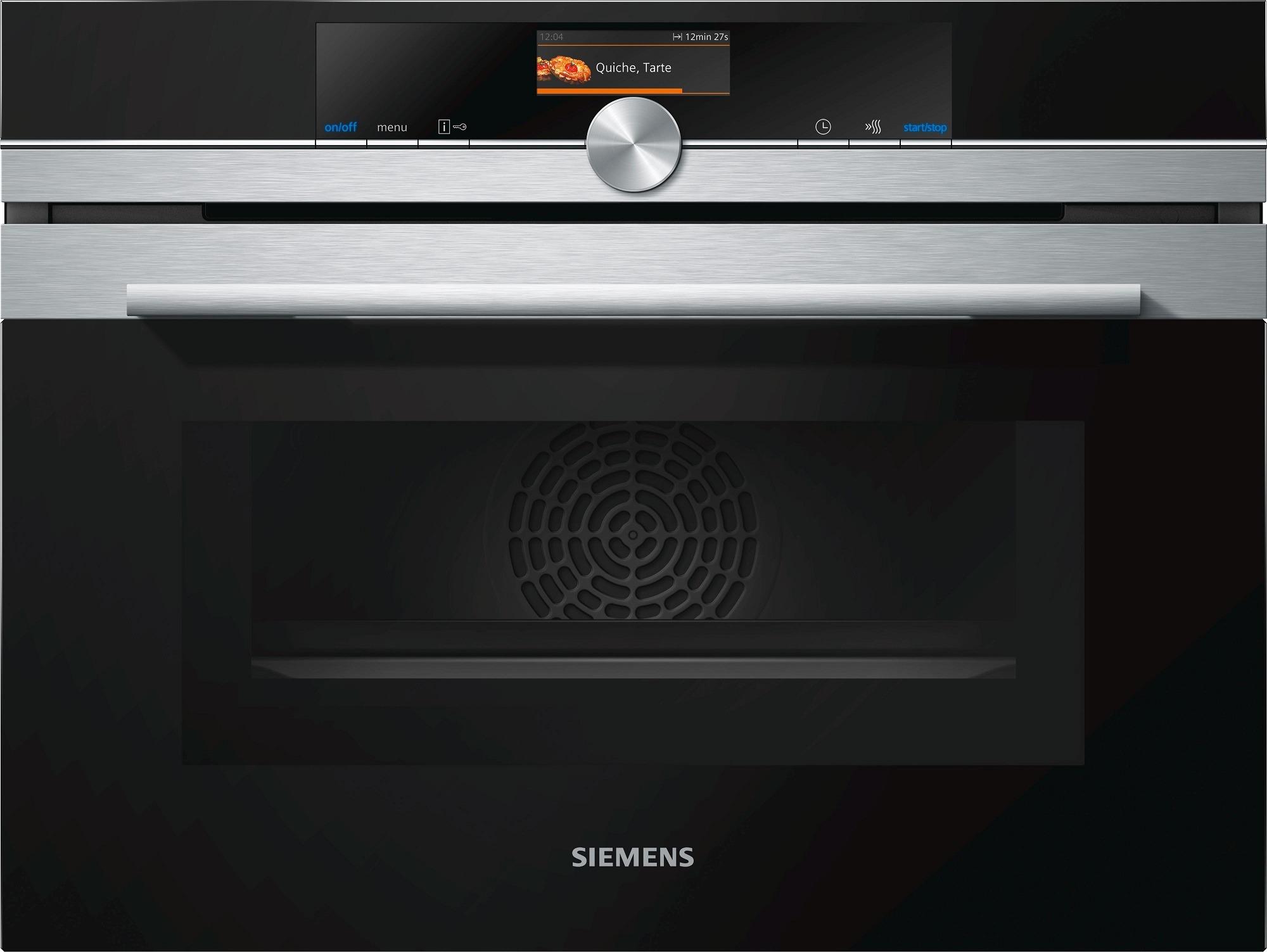 Korting Siemens CM676GBS1 inbouw combi magnetron