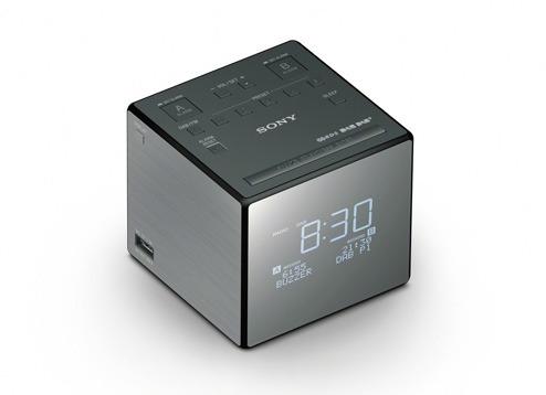 Sony XDR-C1DBP Wekker radio