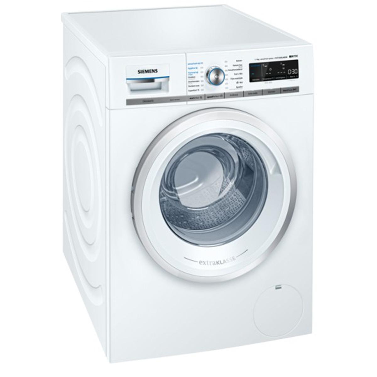 Siemens WM16W890NL wasmachine
