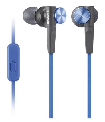 Korting Sony MDR XB50AP oordopjes