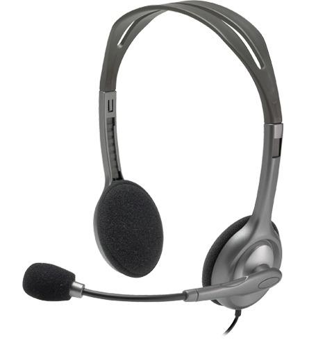 Logitech headset Logitech Stereo Headset H111
