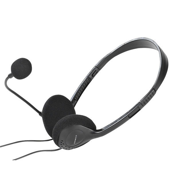 Vivanco headset Ultra lichte stereo headset