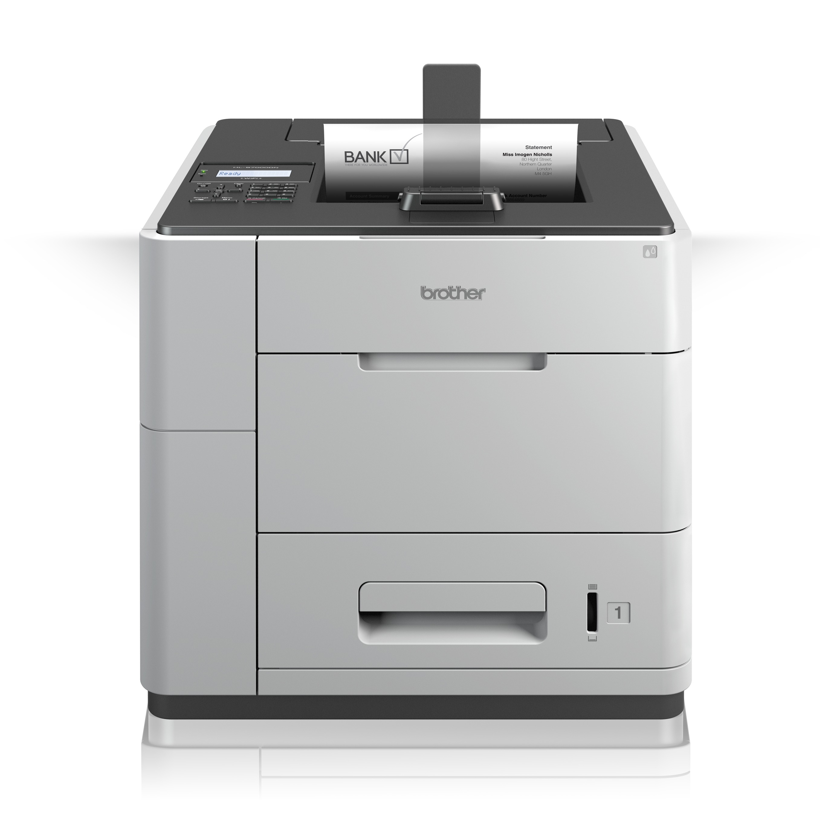 Op Home Media Centre is alles over computer te vinden: waaronder expert en specifiek Brother laser printer HL-S7000DN