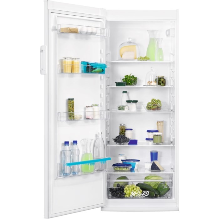 Zanussi koelkast zonder vriesvak ZRA33103WA