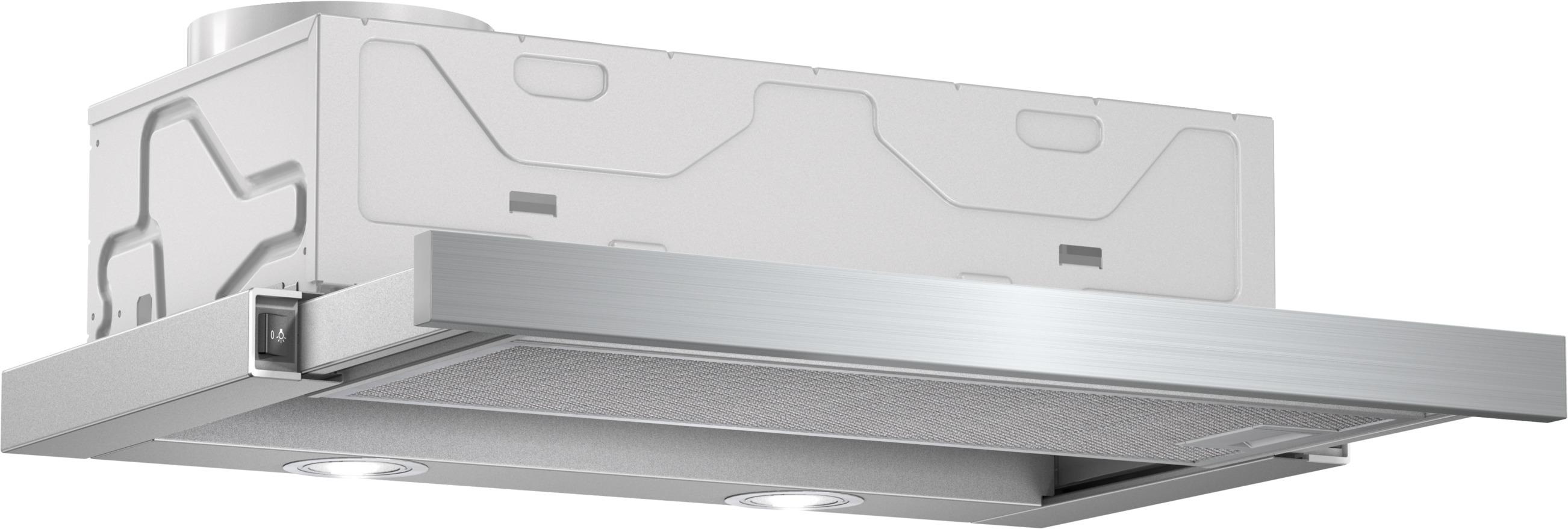 Bosch DFM064W50 Afzuigkap vlakscherm Aluminium