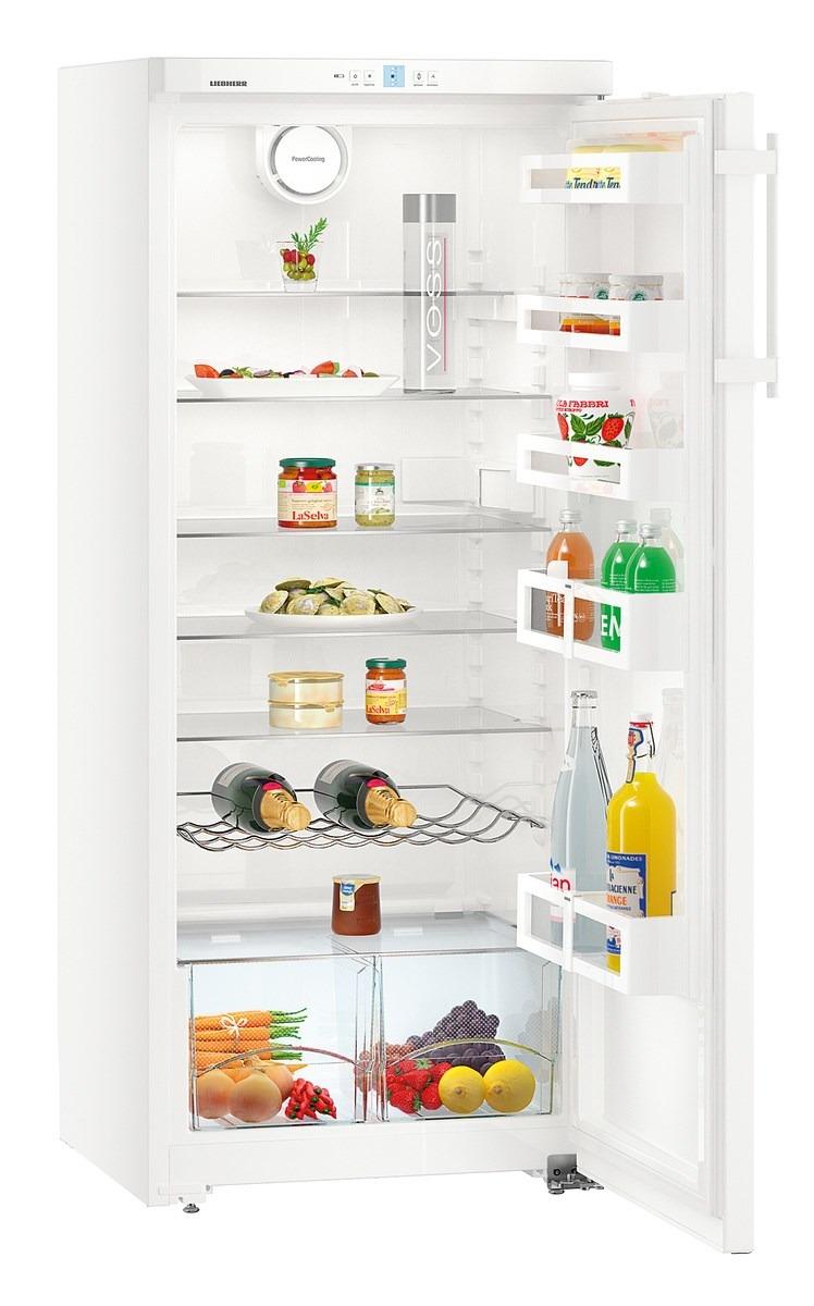 Op Perfect Plasma is alles over witgoed te vinden: waaronder expert en specifiek Liebherr koelkast zonder vriesvak K 3130-20