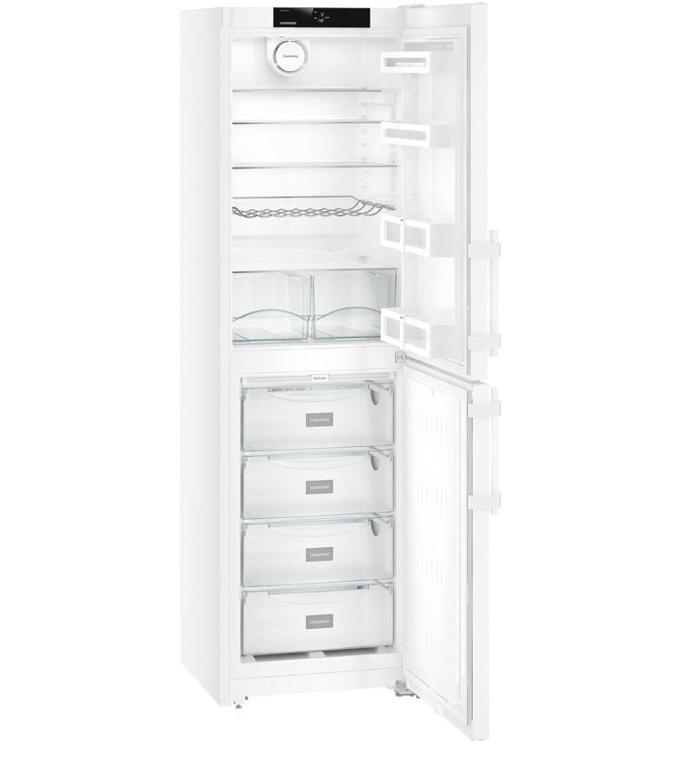 Liebherr CN 3915-20 koelkast met vriesvak