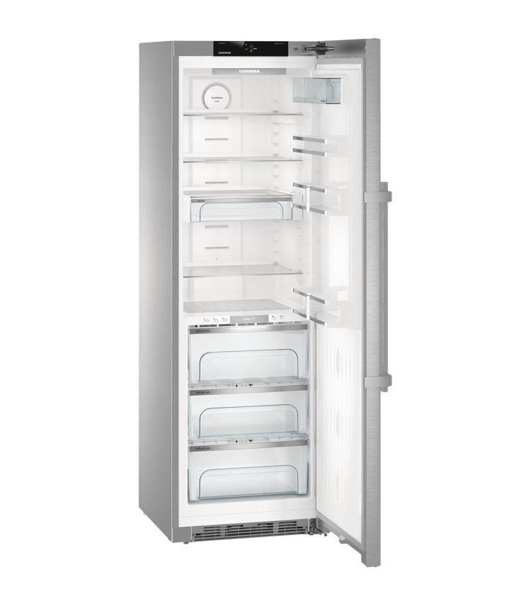 Op Perfect Plasma is alles over witgoed te vinden: waaronder expert en specifiek Liebherr KBes 4350-20 koelkast zonder vriesvak