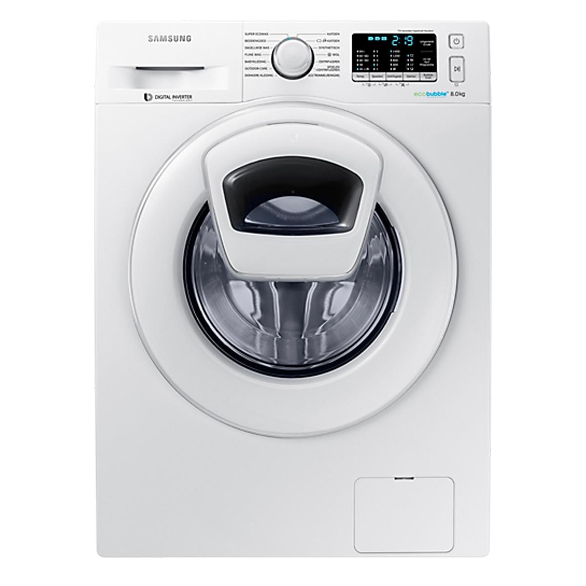 Samsung WW80K5400WW wasmachine