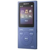 Korting Sony NW E394 mp3 speler