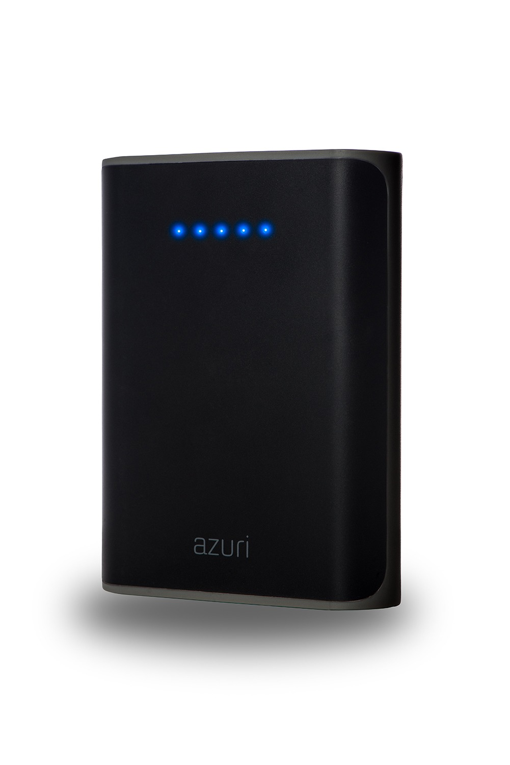 Azuri Power Bank 6000 mAh zwart