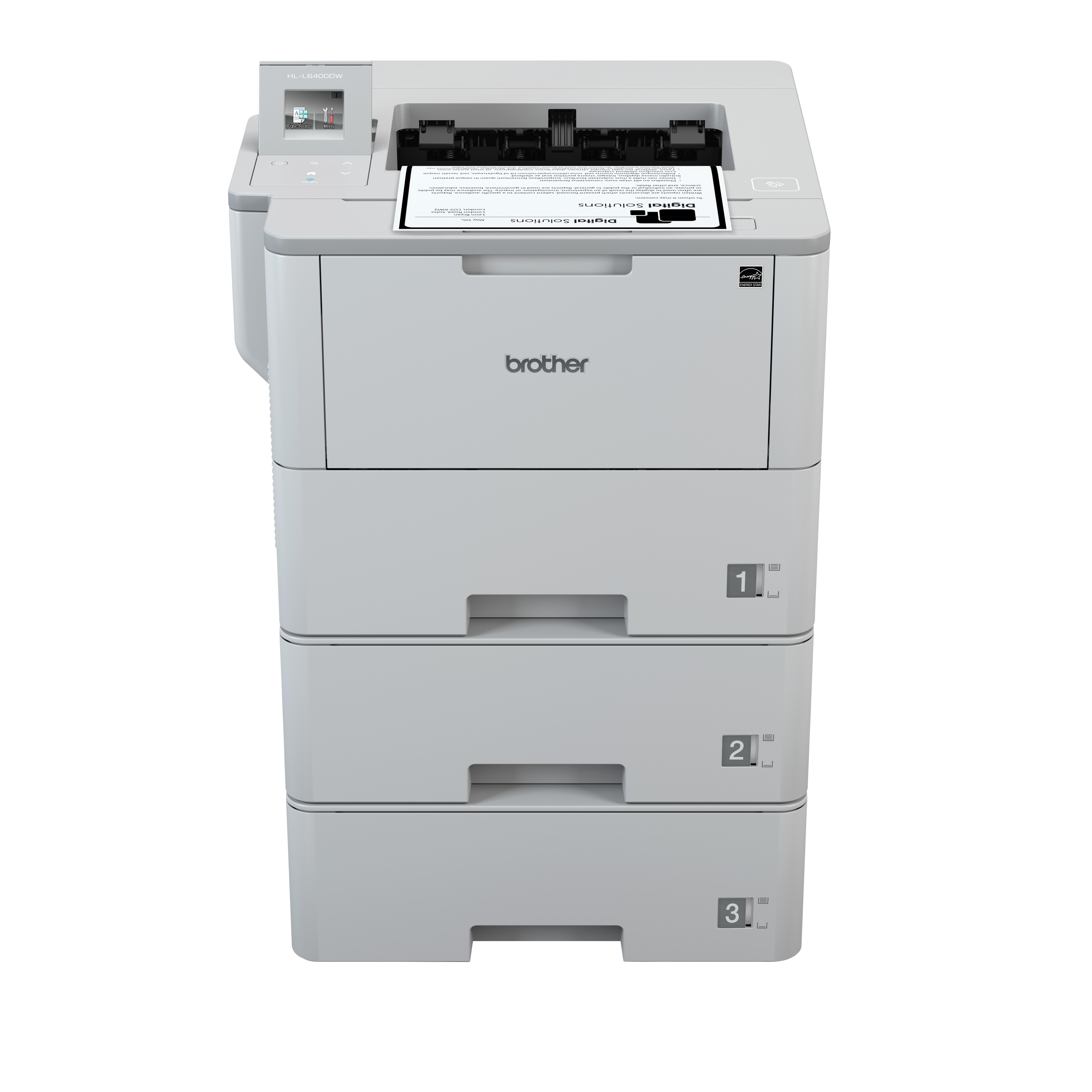 Brother HL-L6400DWT laser printer