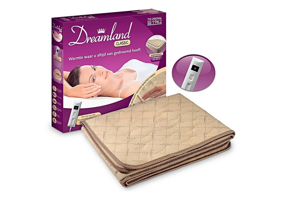 Dreamland elektrische deken 16032