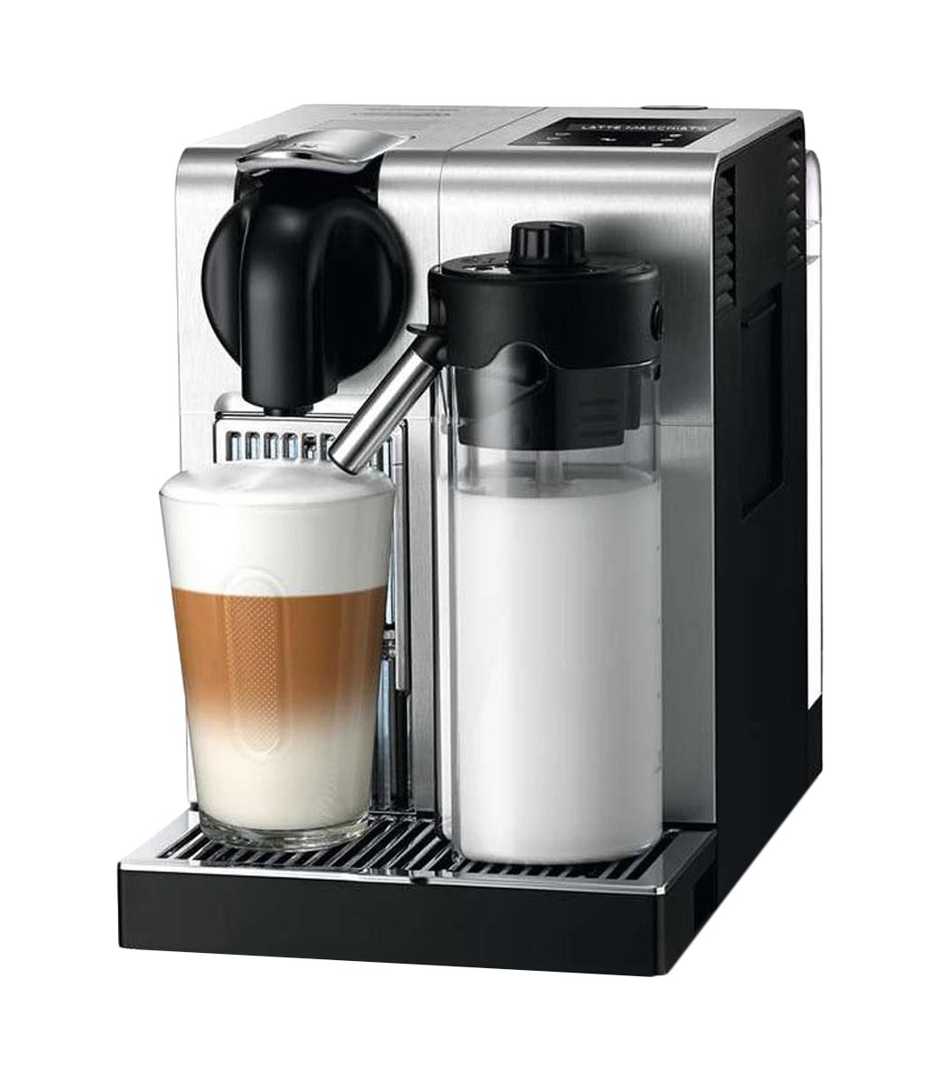 DeLonghi EN7520MB Lattissima Pro Nespresso-apparaat RVS
