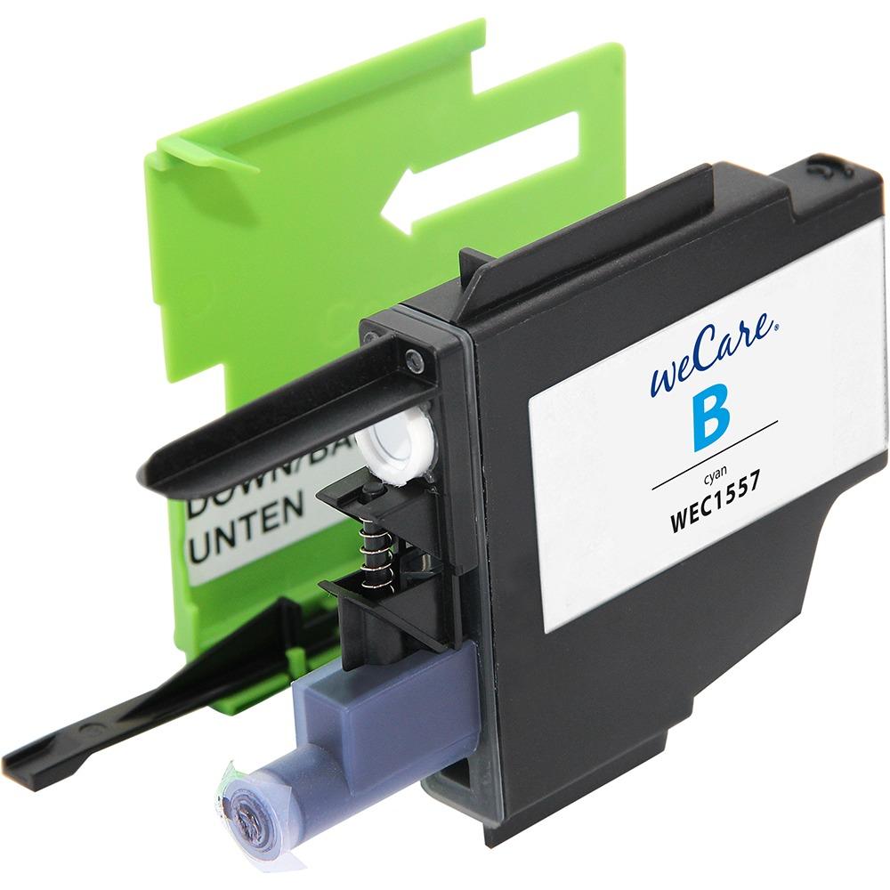 Wecare inkt cartridge Brother blauw 18 ml