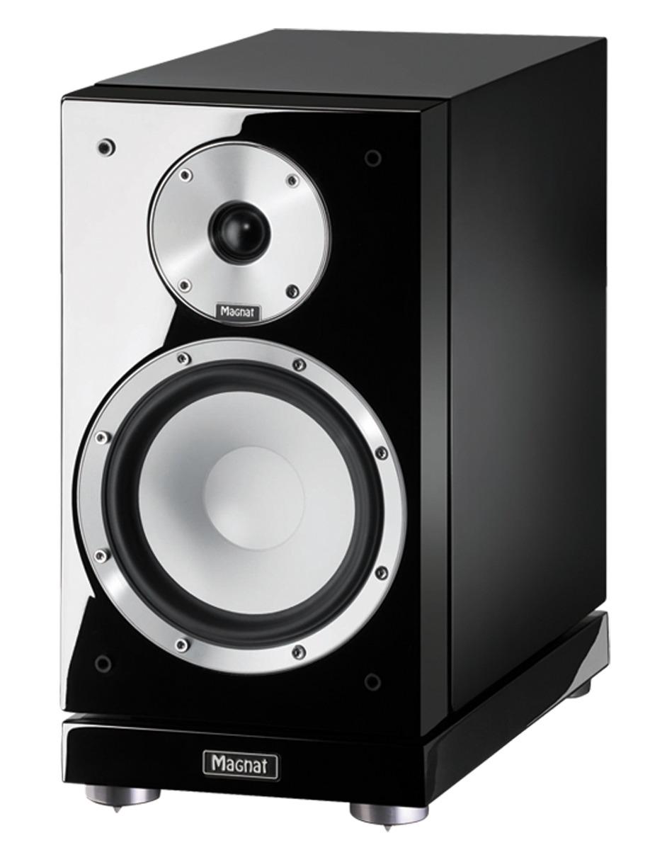 Magnat boekenplank speaker Quantum 753 set zwart