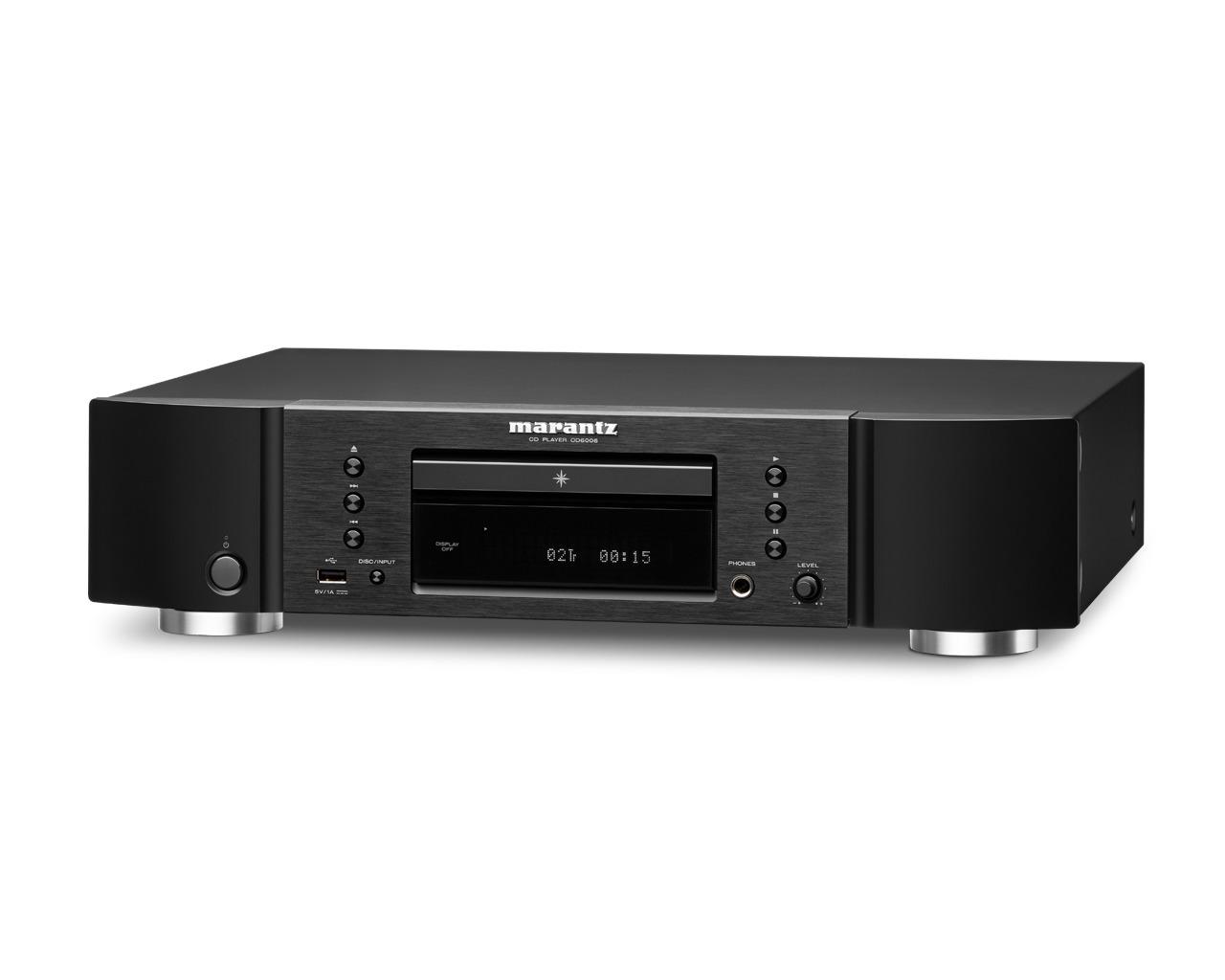 CD6006 (zwart)