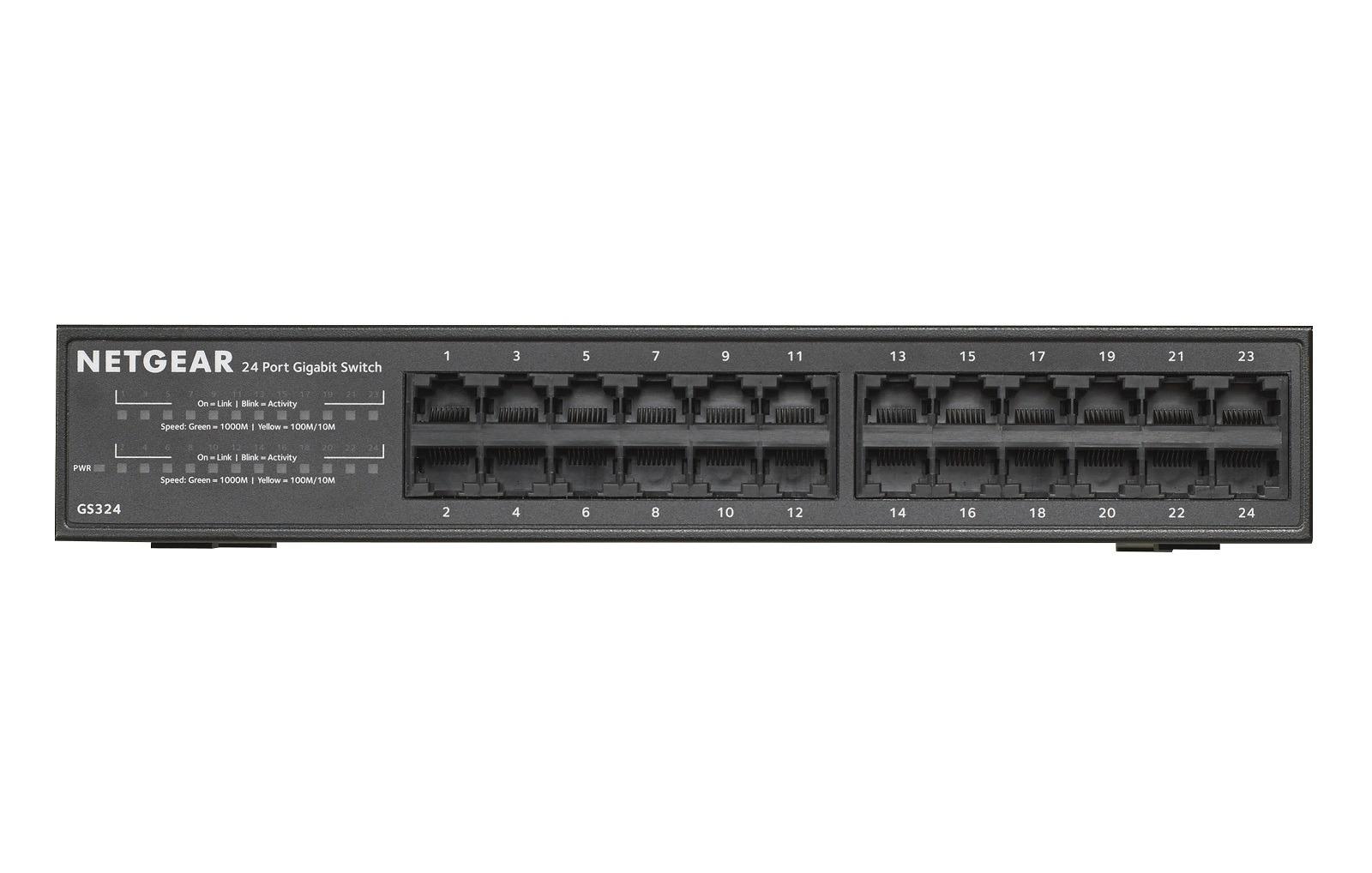 Netgear switch GS324 100EUS