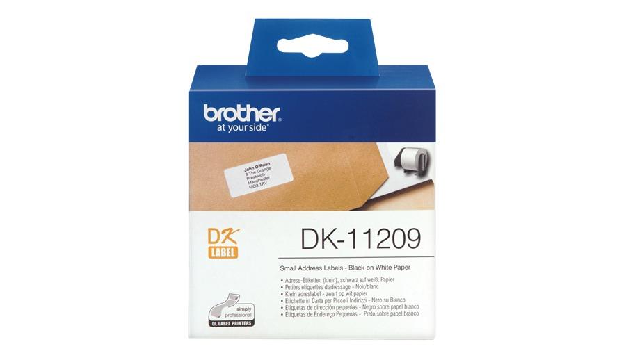 Korting Brother DK 11209 kopieerpapier