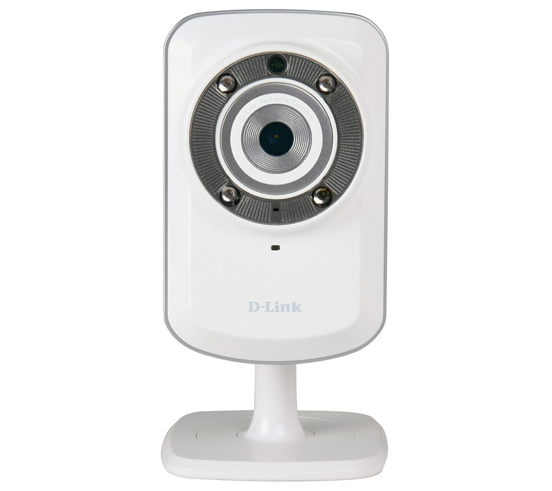 D-Link ip-camera DCS-932L Draadloze IP-camera