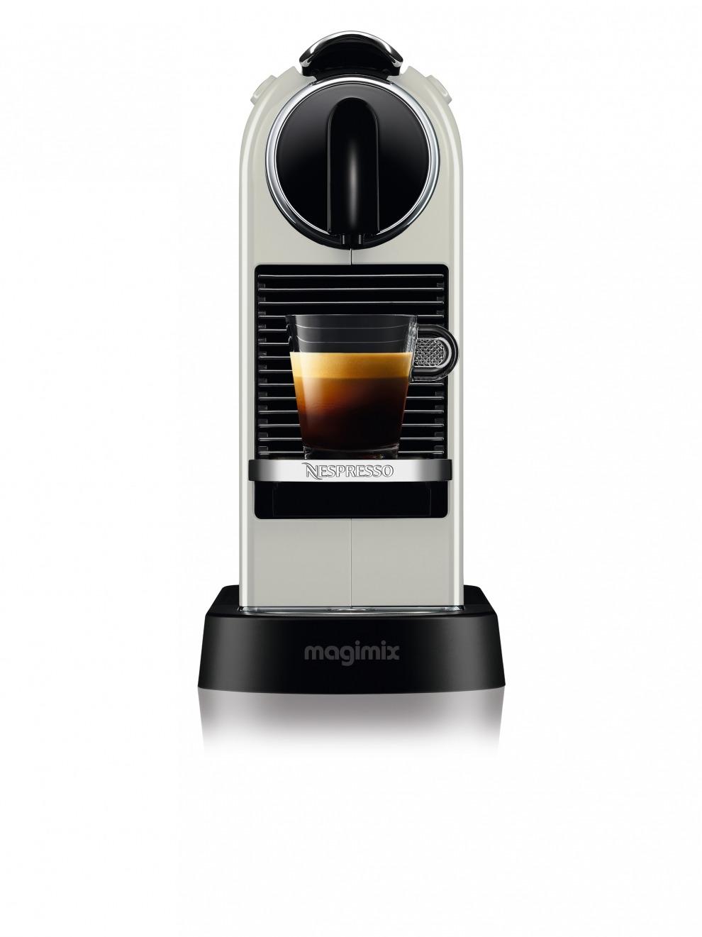 Magimix Citiz 11314NL Nespresso Wit