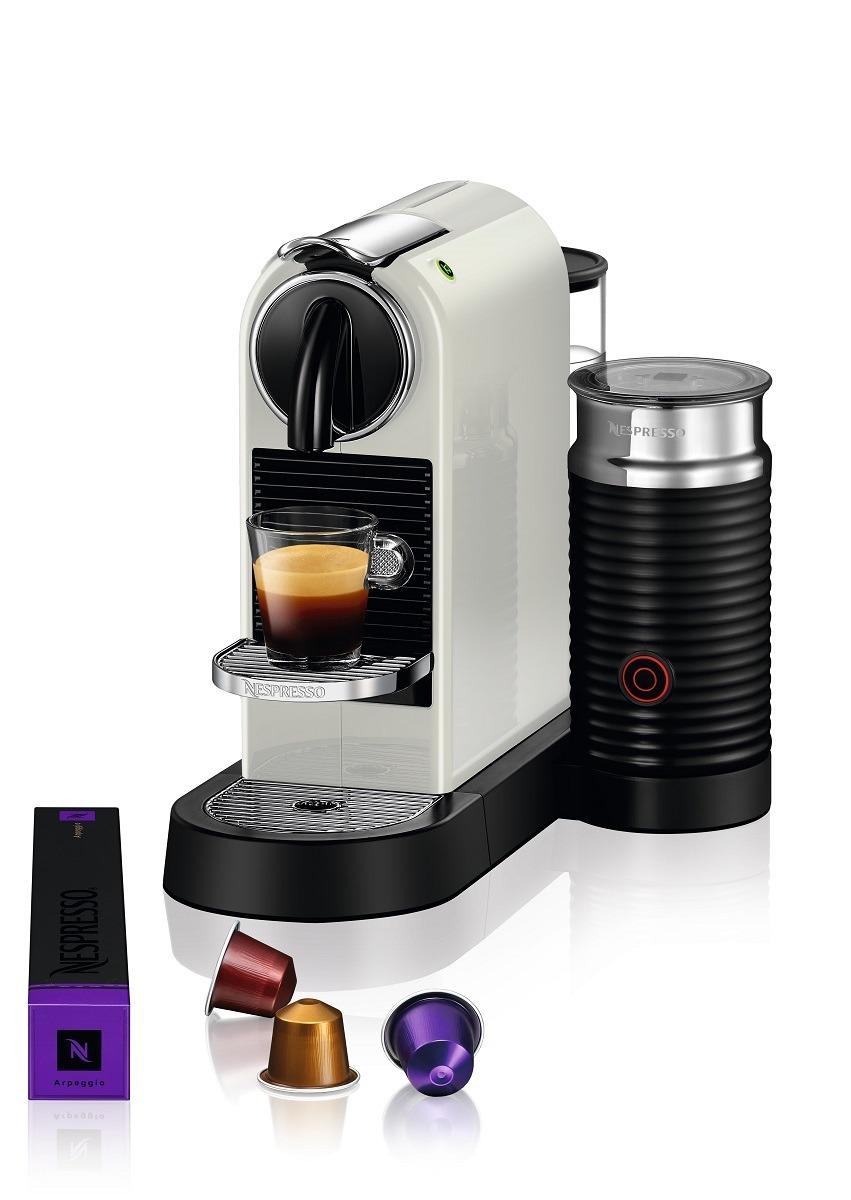 Magimix CitiZ Milk Nespresso Wit