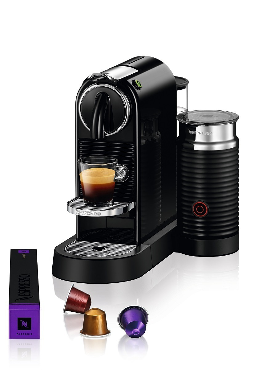 Magimix CitiZ Milk 11317NL Nespresso Zwart