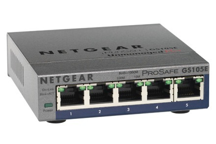 Op Perfect Plasma is alles over computer te vinden: waaronder expert en specifiek Netgear switch GS105PE-10000S