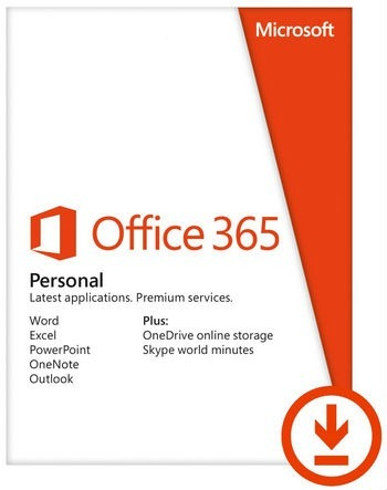 Microsoft software Office 365 Personal ESD