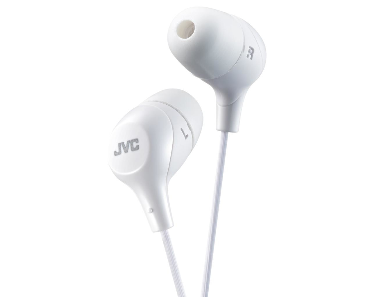 JVC HA-FX38-WE In-ear oordopjes