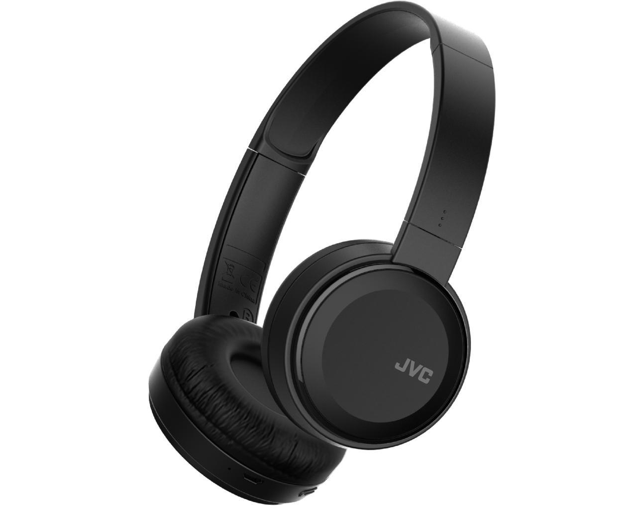 JVC on-ear hoofdtelefoon HA-S30-B-E zwart