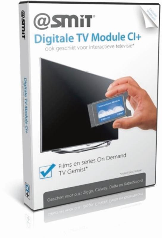 Korting Ziggo SMIT CI plus Module Digitale module