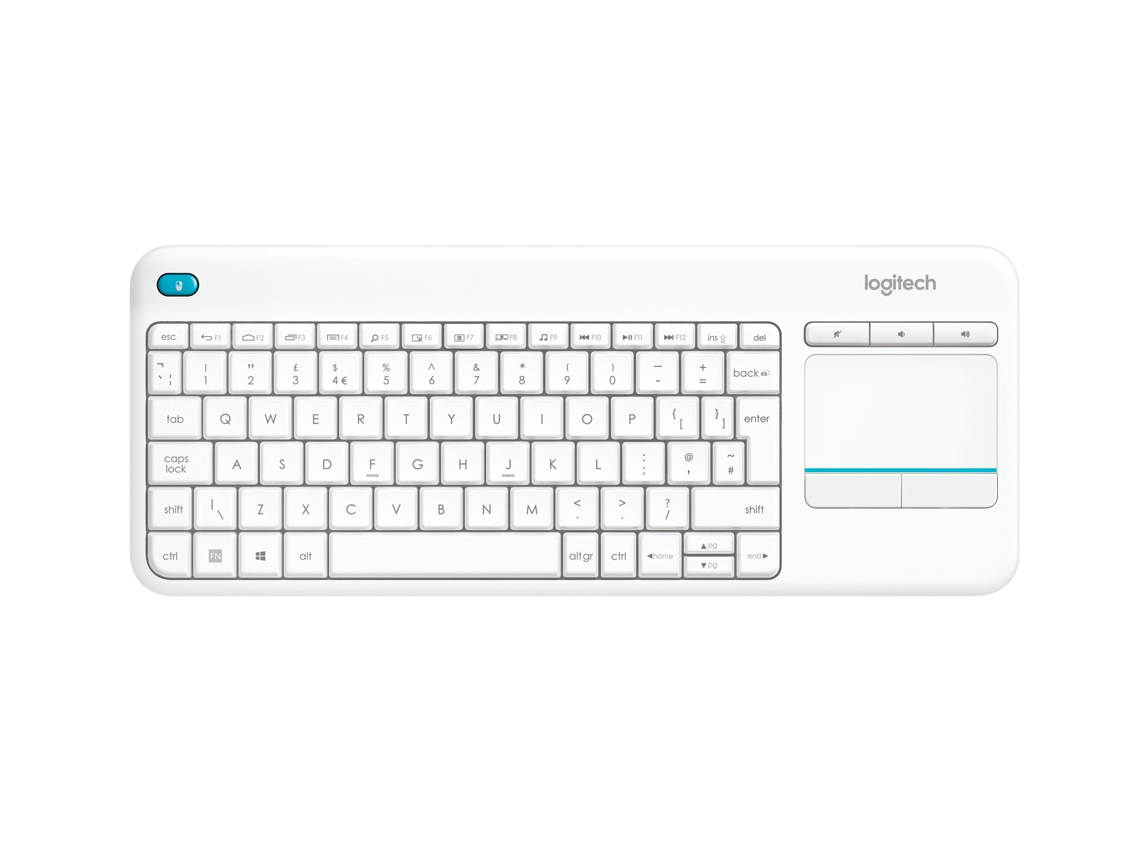 Op Perfect Plasma is alles over computer te vinden: waaronder expert en specifiek Logitech toetsenbord K400 Plus wit