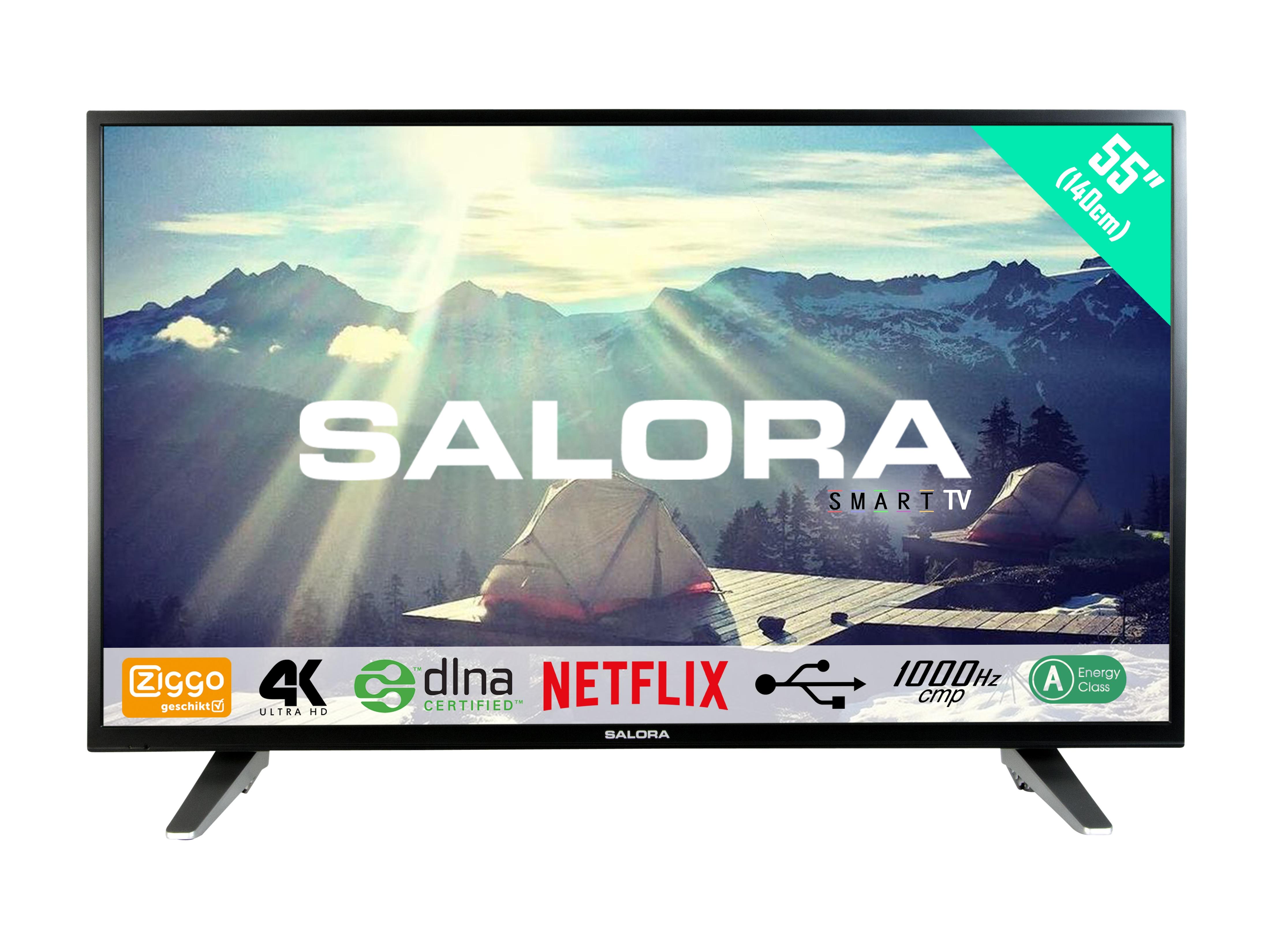 Salora 55UHS3500 LED TV