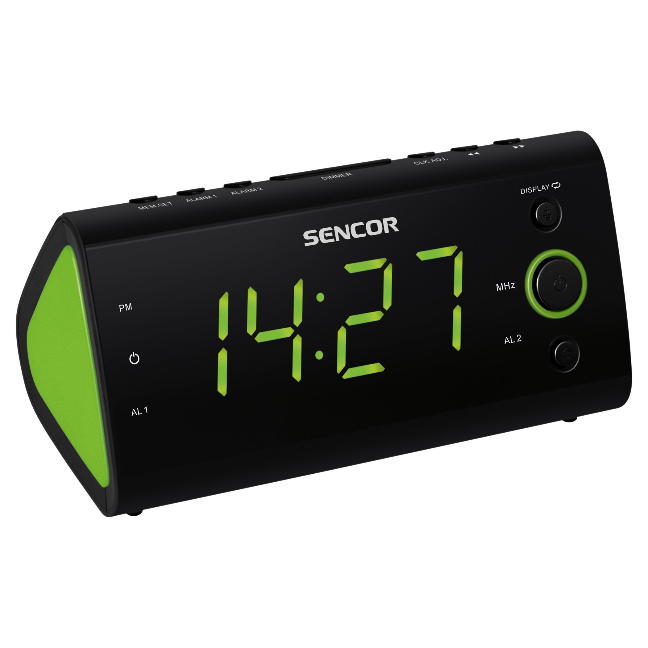 Foto van Sencor SRC 170 Wekker radio