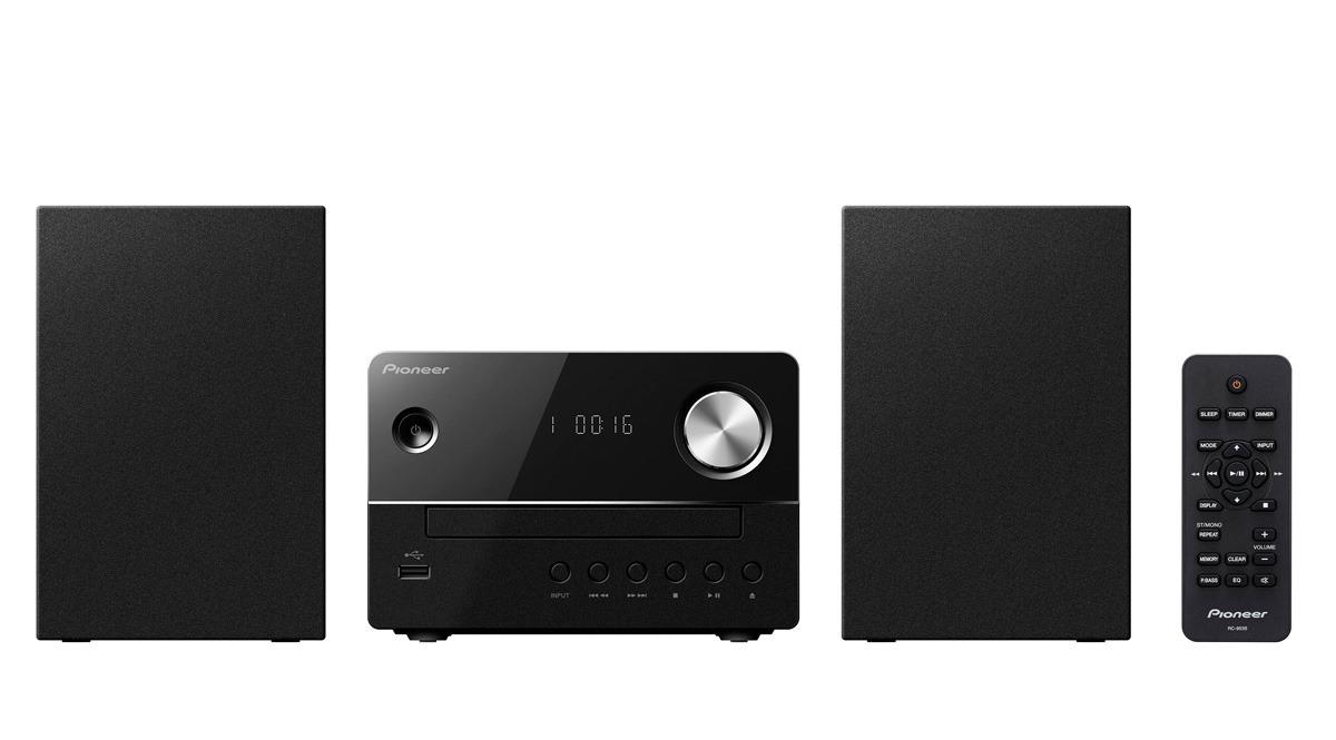 Korting Pioneer X EM16 stereo set