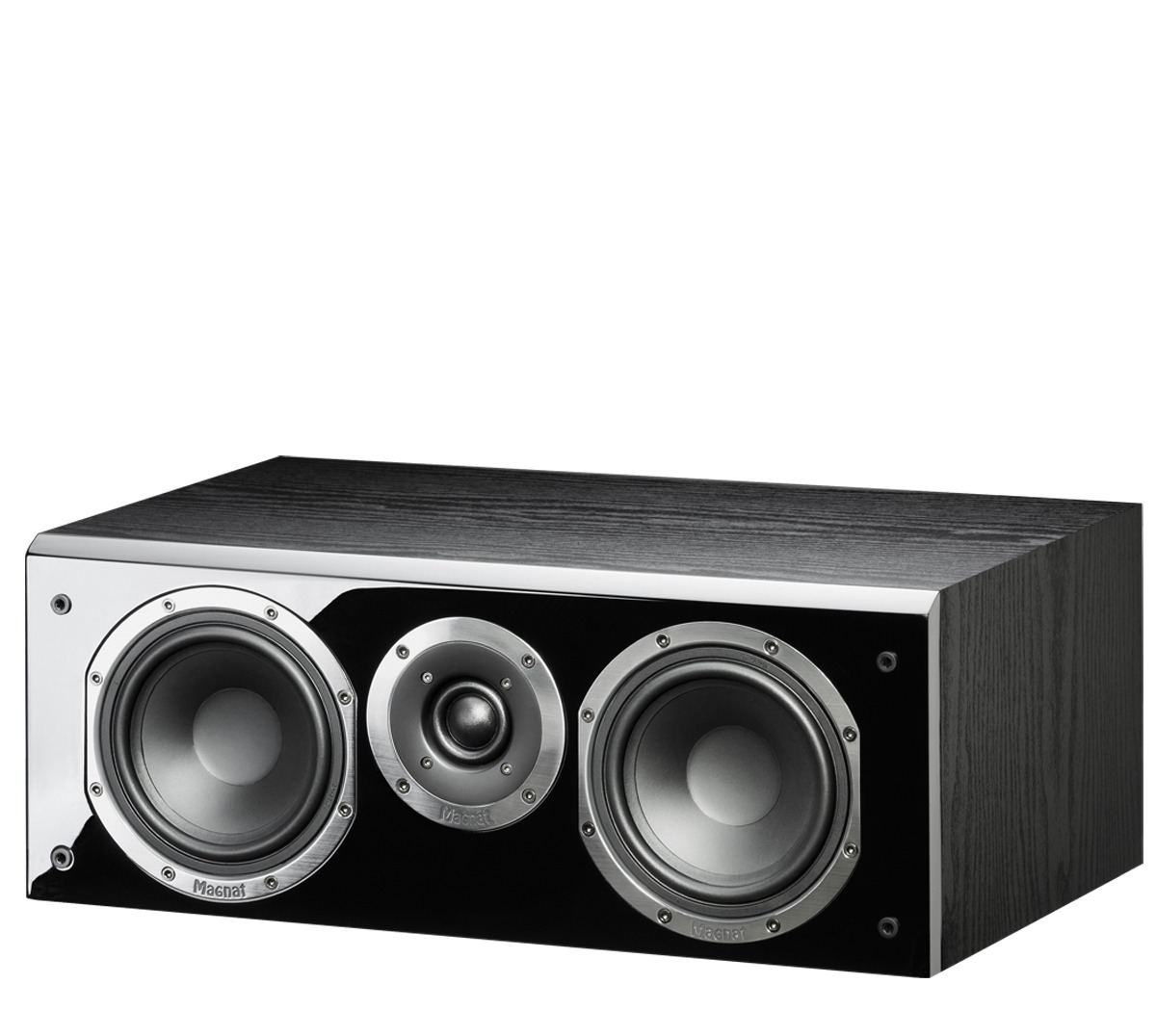 Magnat boekenplank speaker Shadow Center 213 zwart