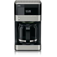 Braun koffiefilter apparaat KF7120