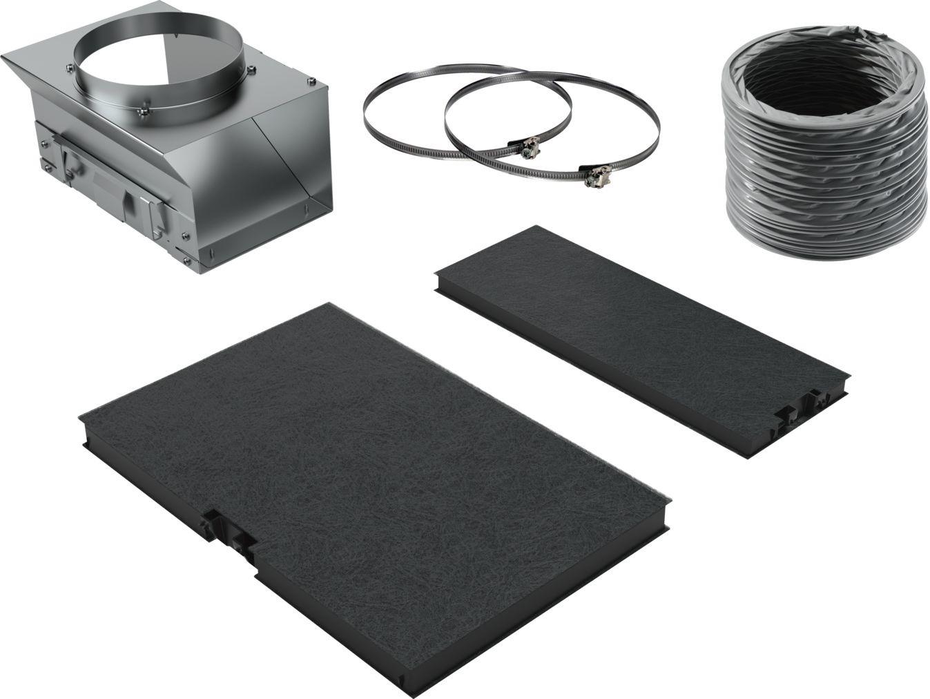 Bosch afzuigkap accessoire DWZ0AF0U0