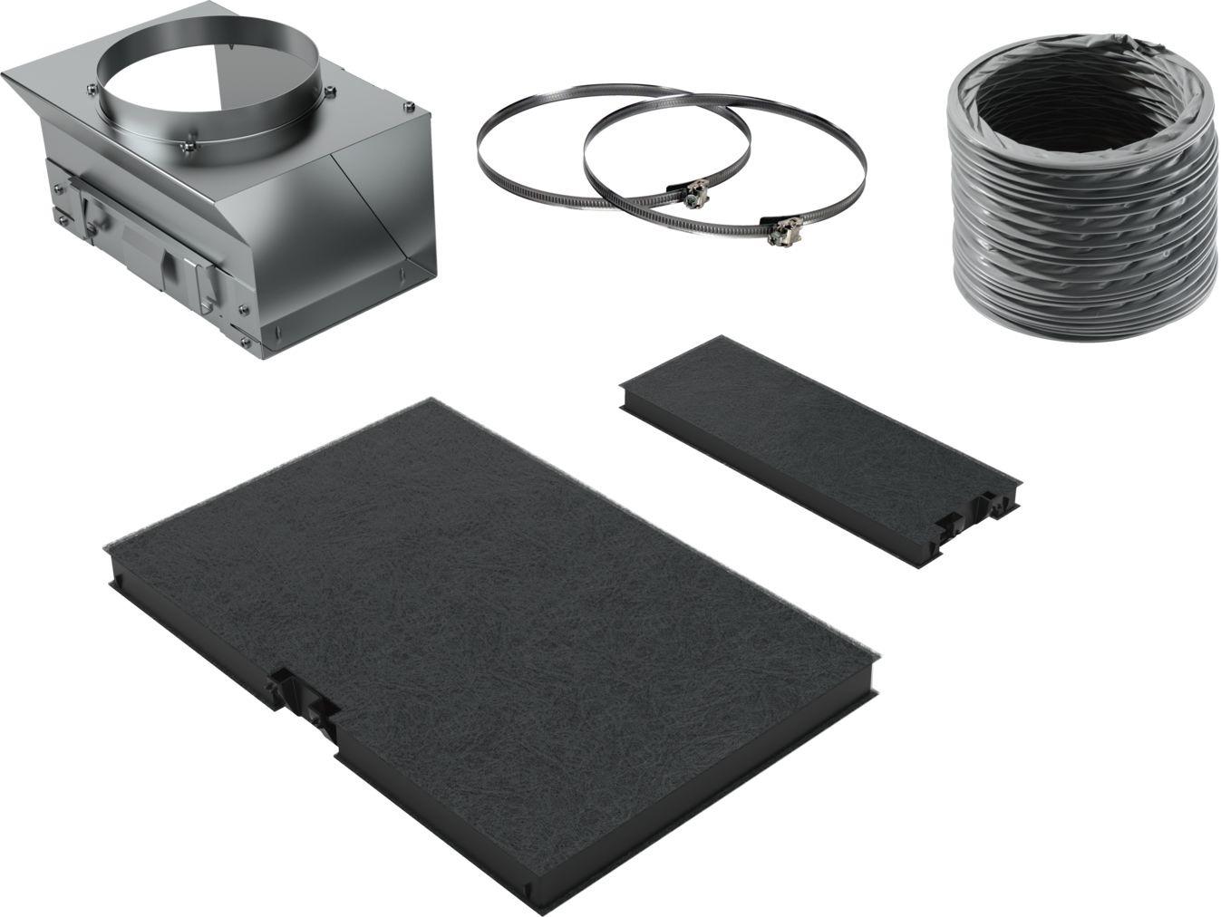 Bosch afzuigkap accessoire DWZ0AK0U0